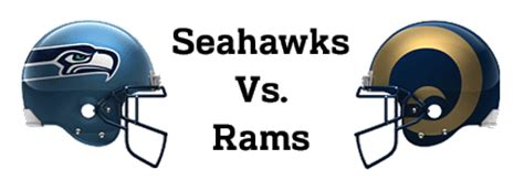 seattle  st louis  highlights rams gab