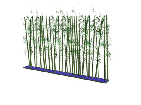 decorative bamboo 3d 3dsmax files free