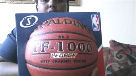spalding tf  legacy basketball youtube