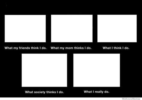 Blank Meme Maker - what i really do blank template imgflip