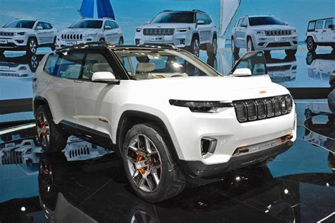 2019 Jeep Yuntu by 2019 2020 Concept Jeep Yuntu The Revival Of The Model