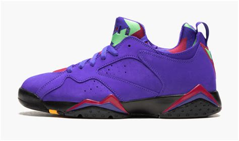 Air Jordan 7 Low Nrg Bright Concord Arriving Later This