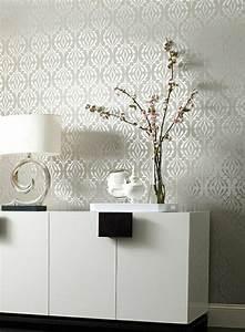 Tapeten Gestalten Ideen : trendige tapeten ideen f r jeden raum ~ Sanjose-hotels-ca.com Haus und Dekorationen