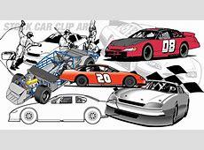 Dirt Racing Clipart 50