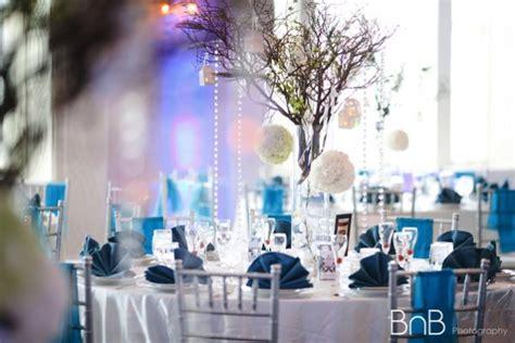 deco mariage bleu et blanc decoration de mariage bleu et blanc le mariage