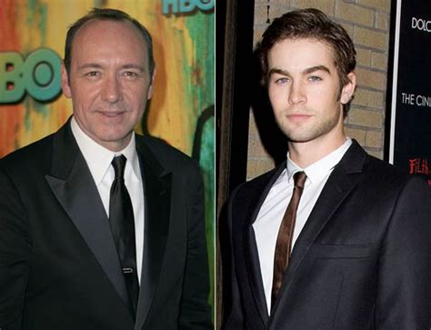 Celebitchy Chace Crawford Wants To Pull Off A Kevin