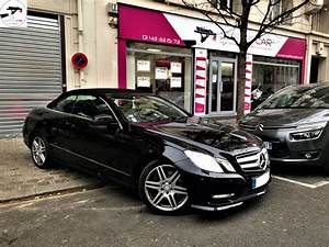 Mercedes Boulogne Billancourt : voiture mercedes classe e cabriolet 350 cdi blueefficiency executive a occasion diesel 2012 ~ Gottalentnigeria.com Avis de Voitures