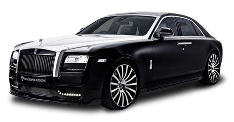 Rolls Royce Ghost Black Car Png Image