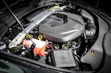 Cadillac Engine by 2015 Cadillac Cts V Reviews And Rating Motor Trend