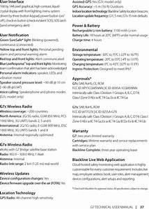 Blackline Safety G7x Lone Worker Safety Pod User Manual