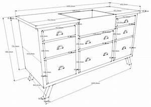 Dimension Standard Meuble Cuisine : profondeur standard meuble cuisine table de lit ~ Teatrodelosmanantiales.com Idées de Décoration
