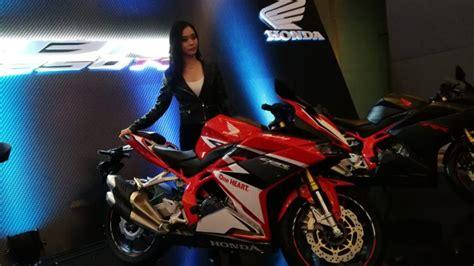 daftar harga motor sport fairing 250 cc di penghujung