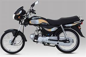 China Motorcycle Prices in Pakistan 2018 Model 70CC 100CC ...