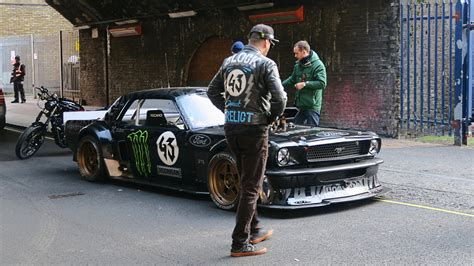 ken block in 2016 and pictures