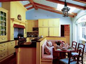 kitchen paint color ideas country kitchen paint colors pictures ideas from hgtv