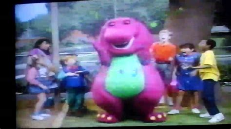 Opening To Barney's Home Sweet Homes 1993 Vhs Youtube
