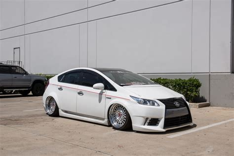 stanced lexus coupe the stanced lexus prius