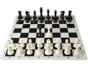 Set Up Chess Board Pieces
