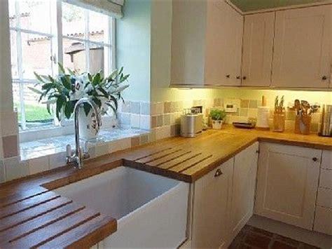 kitchen backsplash granite belfast sink with wooden kitchen worktop de um tudo 2214