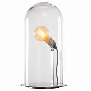 Lampe Globe Verre : globe verre transparent laiton s ~ Teatrodelosmanantiales.com Idées de Décoration