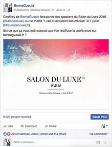 Le Journal Du Luxe : conf rence luxe et volution des m dias au salon du luxe 2016 bonnegueule ~ Preciouscoupons.com Idées de Décoration