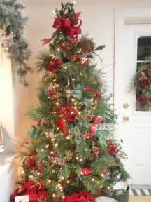 great tips on decorating a tree with more baubles and lights ideas placed on corner of