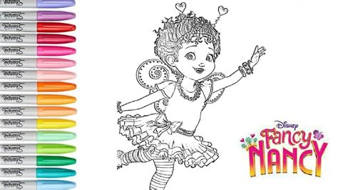 fancy nancy coloring pages fancy nancy coloring pages fancy nancy printable