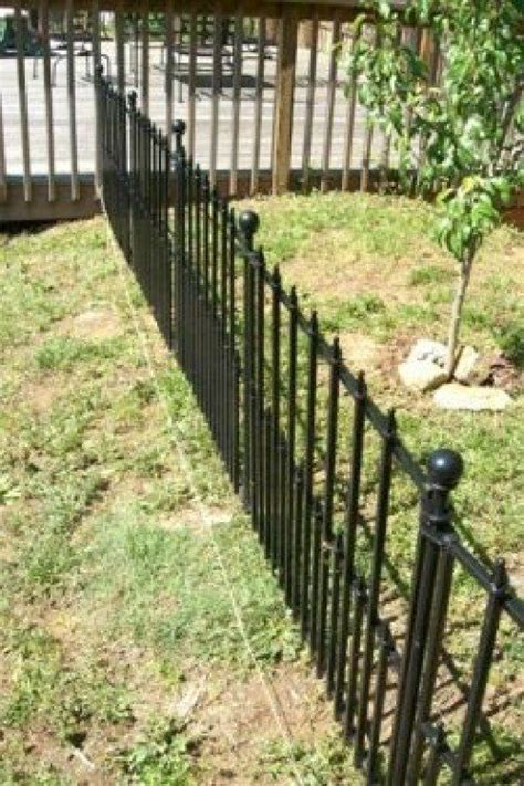install empire fencing lowes backyard fences fence landscaping garden front