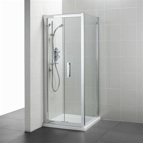 corner shower doors synergy infold corner doors corner shower enclosures