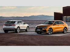 2019 Audi Q8 priced from €76,300 in Germany