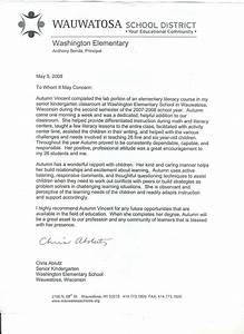 Sample Volunteer Hours Letter Template Teacher Recommendation Letterletter Of Recommendation