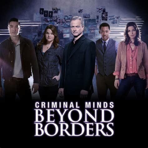 Criminal Minds Beyond Borders, Season 2 On Itunes