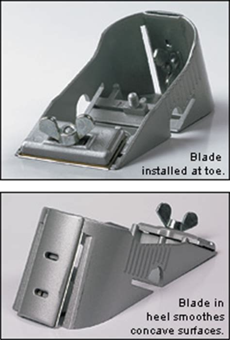 razor blade block plane lee valley tools