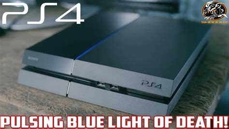 ps4 blue light of ps4 blue light of playstation 4 launch hardware