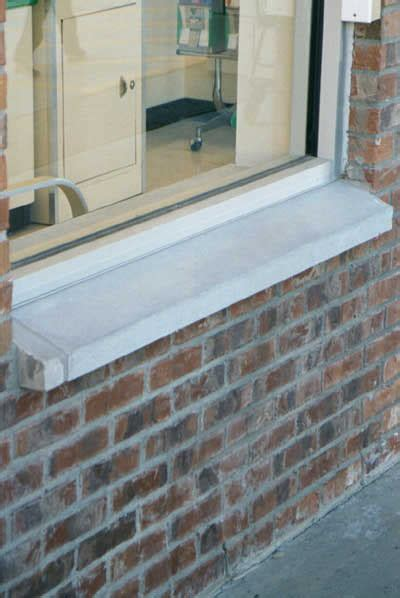 Concrete Window Sill by Product Gallery