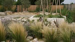 paysagiste marseille aix en provence creation jardin et With amenagement de jardin avec piscine 2 amenagement jardin contemporain aix en provence