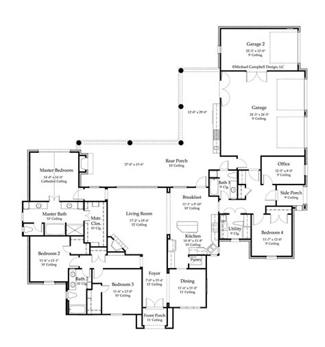 country kitchen floor plans country kitchen house plans house design plans