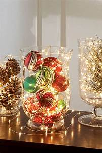easy and simple christmas table centerpieces ideas for With christmas dining room table centerpieces