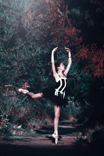picture ballet dancer woman beautiful ballerina