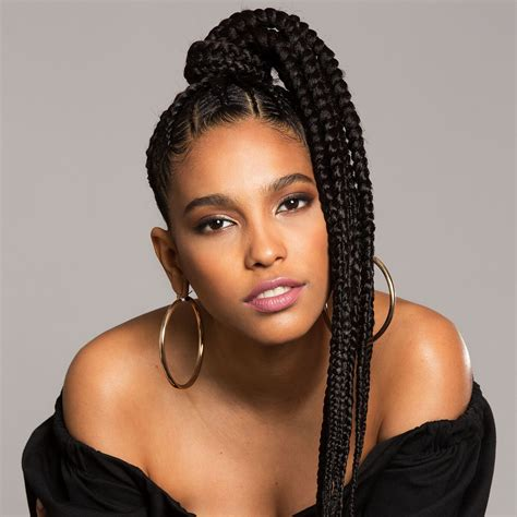 Short hair refers to any haircut with little length. Styles Of Straight Up : Purchase Braids Hairstyles Straight Up Up To 65 Off / Short straight ...