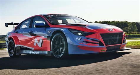 Hyundai Elantra N TCR Racer Is Here, Will Reach Customer ...