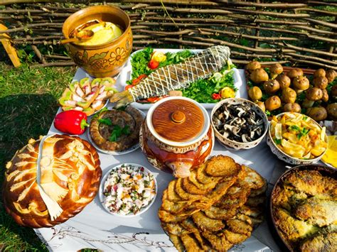 cuisine tradition specialties of food