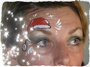 Maquillage Enfant Facile : maquillage de noel pour enfant facile youtube ~ Melissatoandfro.com Idées de Décoration