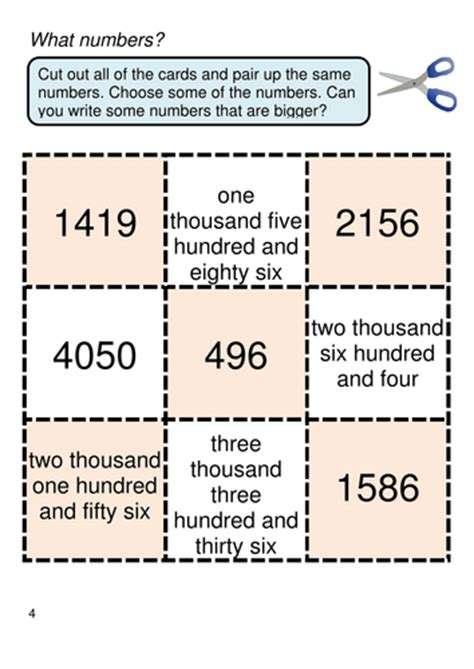 place value thousands hundreds tens and ones by mandem2014 teaching resources
