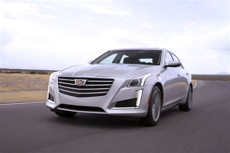 2018 Cadillac Cts Features Review  The Car Connection