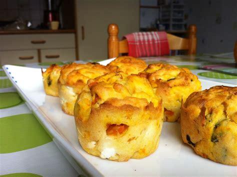 8 a la maison muffins sal 233 s feta et potiron facile et cool