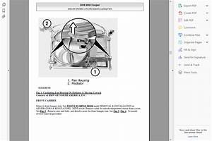 Factory Workshop Service Repair Manual Mini Cooper 2002