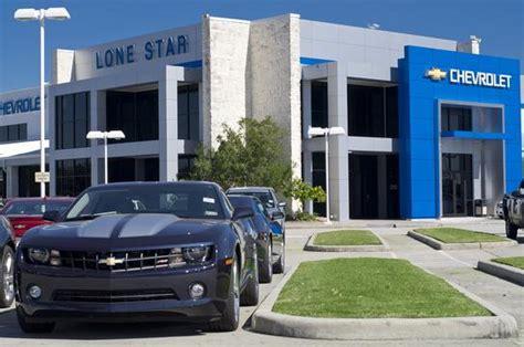 Lone Star Chevrolet Car Dealership In Houston, Tx 77065