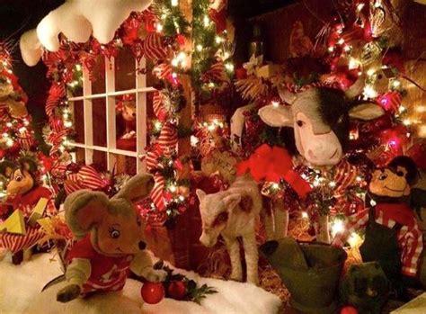 festive christmas light displays  nj