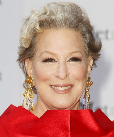Bette Midler Celebrates Her 70th Birthday Instylecom